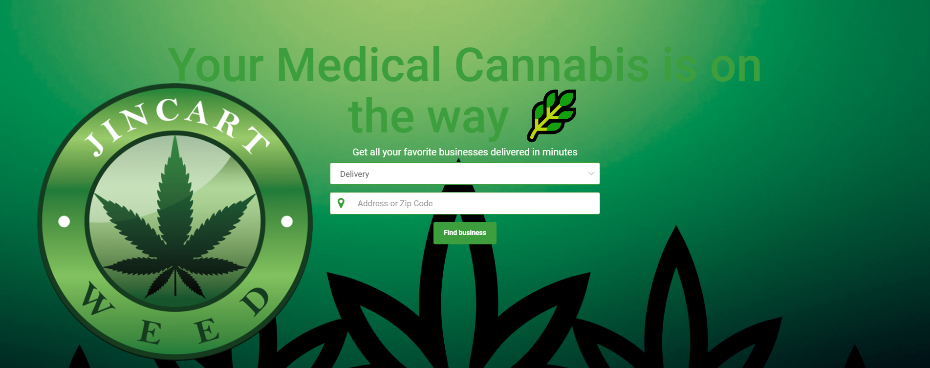 jincart weed