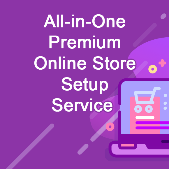 jincart all-in-one-premium-online-store-setup-service