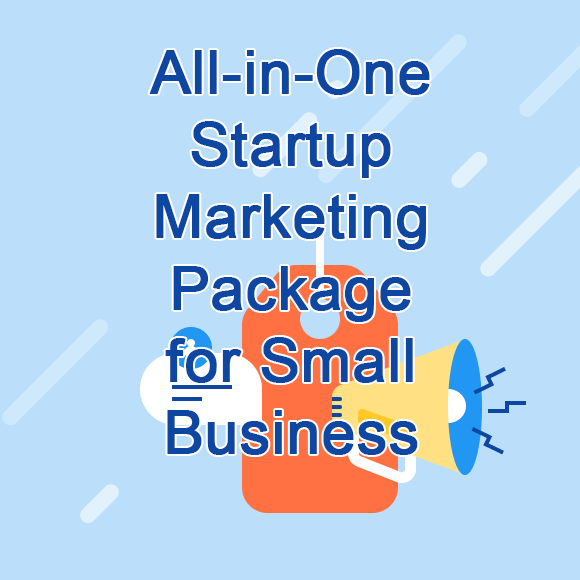 jincart All-in-one Startup Marketing Package For Small Business