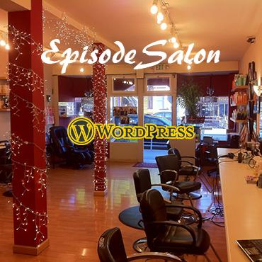 jincart website design episode salon