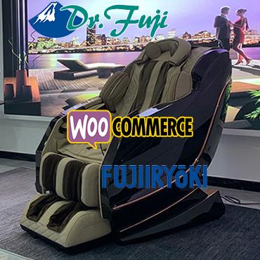 jincart website design fuji massage chair