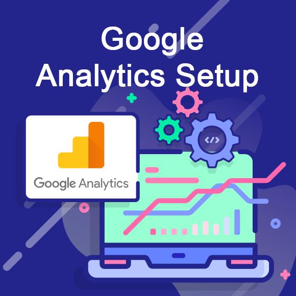 jincart google-analytics-setup-service