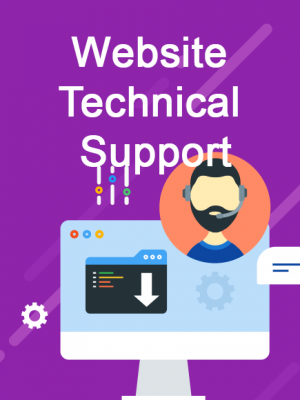 jincart website-technical-support-services