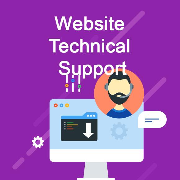 jincart website-technical-support-services